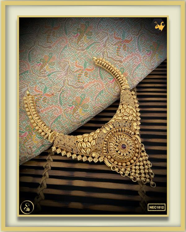 92.5 Silver Jewellery Necklace NEC1812
