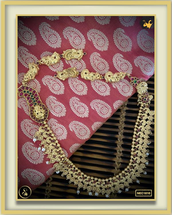 92.5 Silver Jewellery Necklace NEC1816