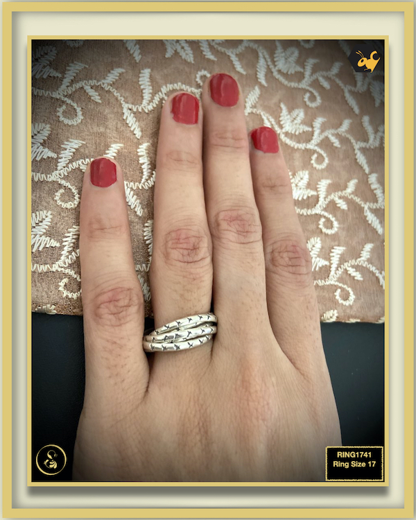 92.5 Silver Jewellery Ring RING1741