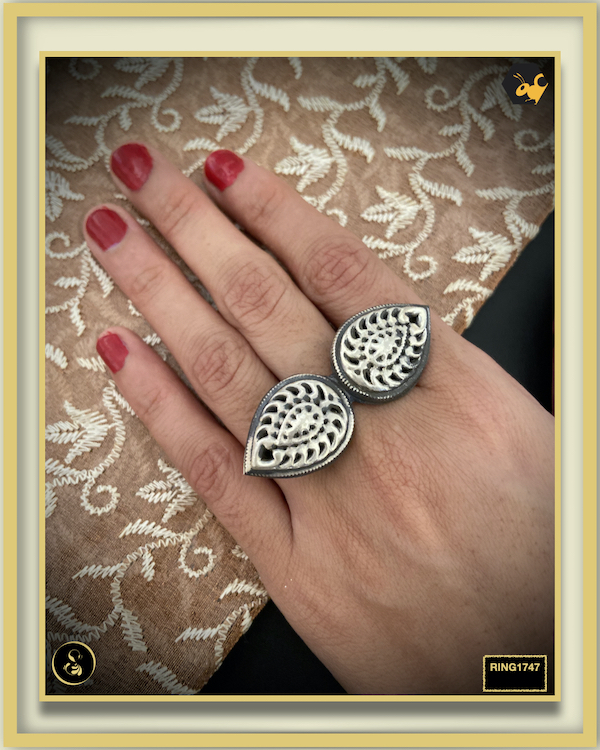 92.5 Silver Jewellery Ring RING1747