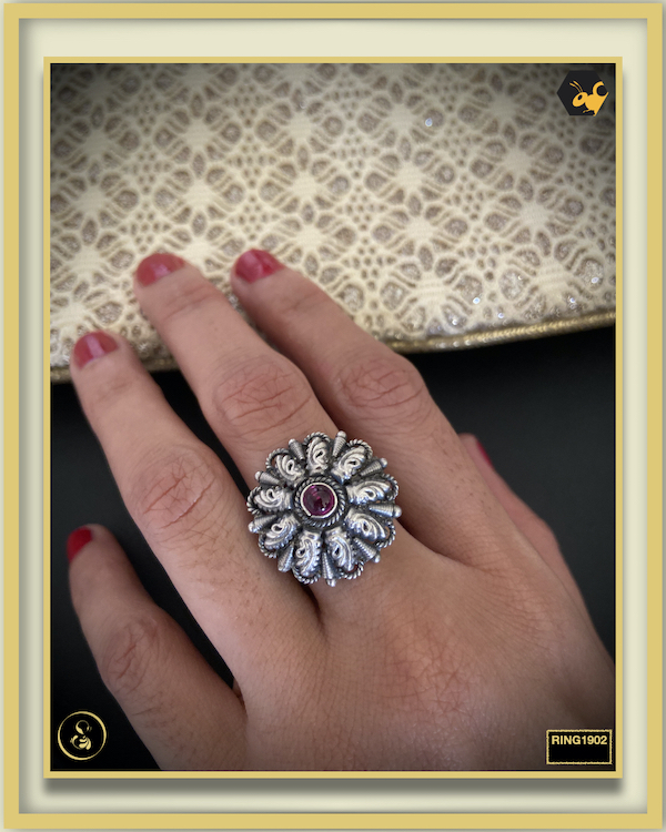 92.5 Silver Jewellery Ring RING1902